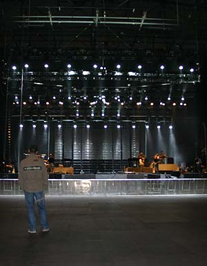 Esc in Eros Ramazzotti Tour 2006